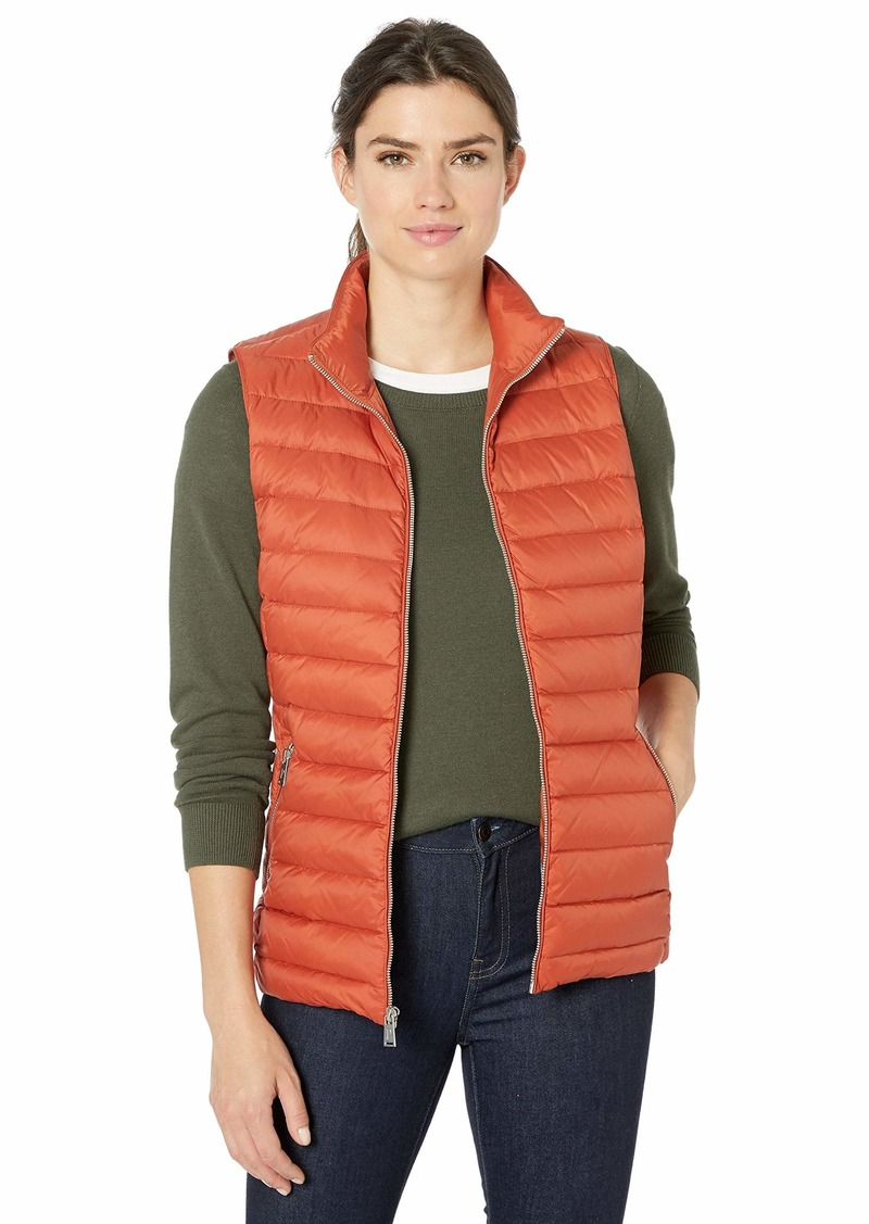 Pendleton Women's Zip Front Down Vest  XS
