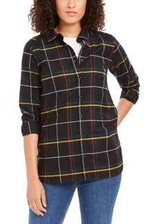 Pendleton Wool Plaid Shirt