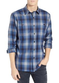 Pendleton Zephyr Worsted Wool Flannel Shirt