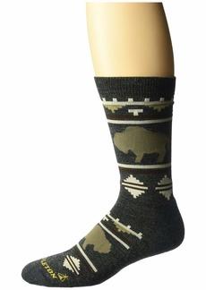 Pendleton Roaming Bison Camp Sock