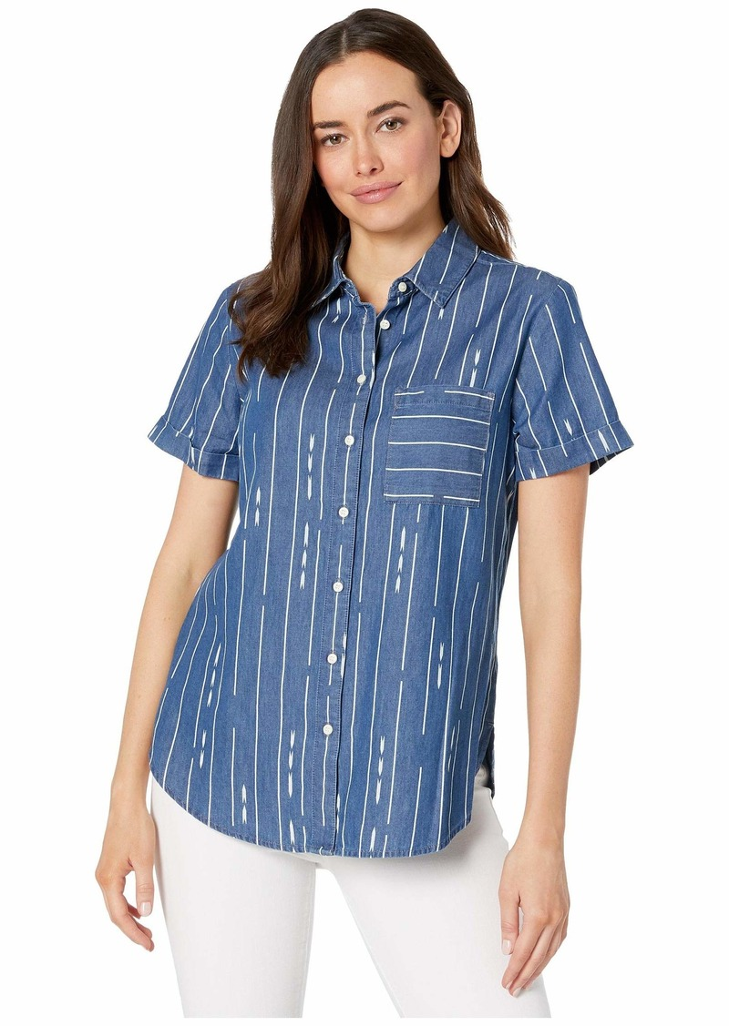 Pendleton Roll Sleeve Button-Up