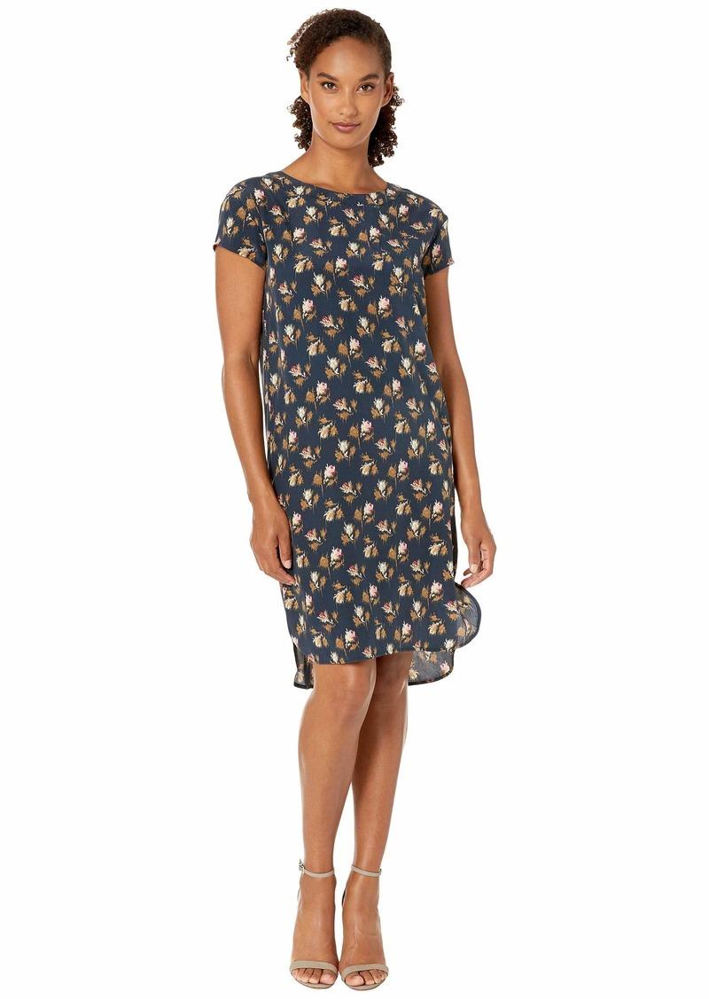 Pendleton Silk Shift Dress
