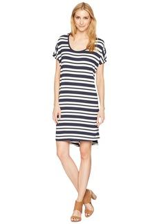 Pendleton Stripe T-Shirt Dress