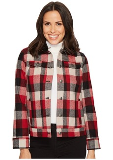 Pendleton Timber Plaid Wool Jacket
