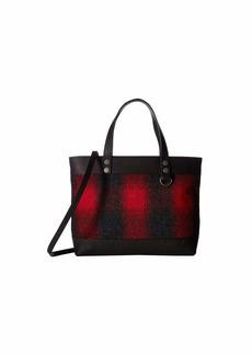 Pendleton Tonal Wool Bag with Strap