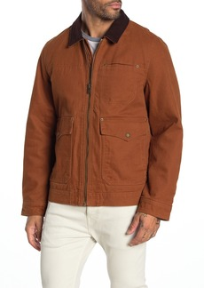 Pendleton Virginia City Canvas Zip Utility Jacket
