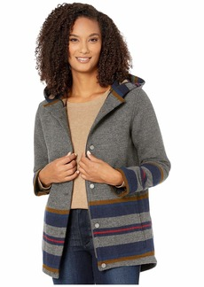 Pendleton Yakima Camp Stripe Parka