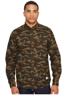 Penfield Gridley Camo Shirt