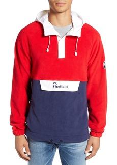 Penfield Honnold Colorblock Fleece Pullover Hoodie