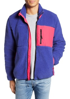 Penfield Mattawa Fleece Zip Jacket