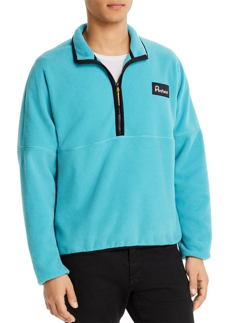 Penfield Melwood Fleece Half-Zip Jacket