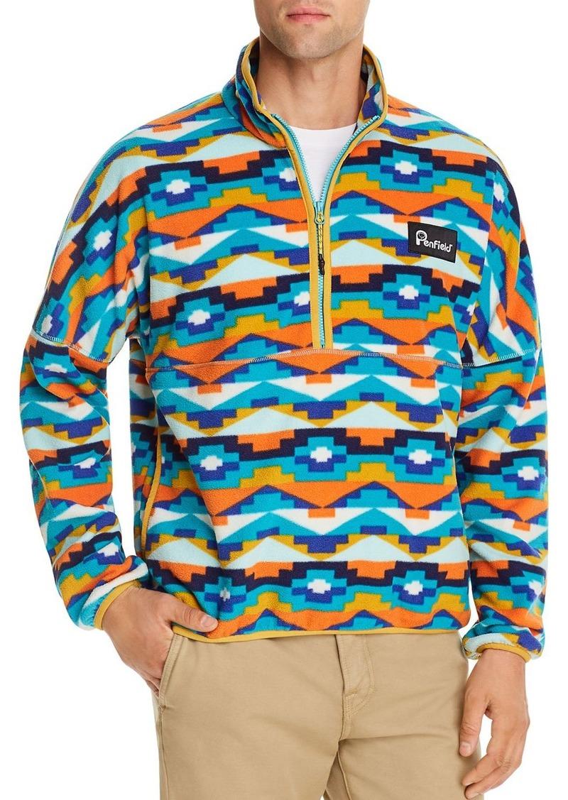 Penfield Melwood Regular Fit Half-Zip Fleece