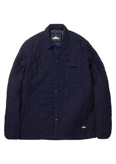 Penfield Men's Blackstone Quilted Indigo Shirt