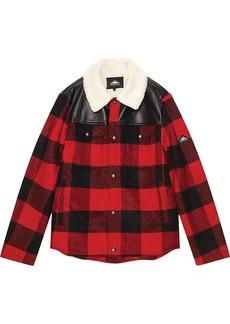 Penfield Men's Flatrock Buffalo Check Jacket