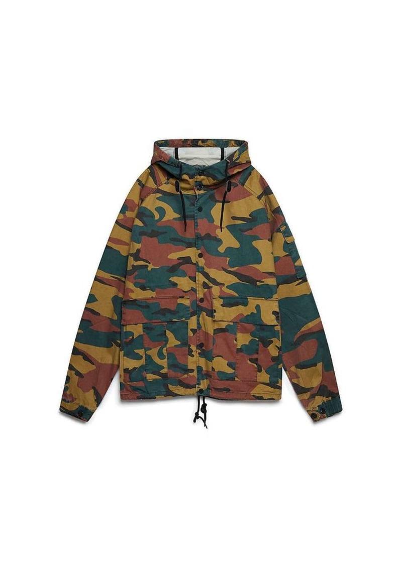 Penfield Men's Lenox Camo Jacket