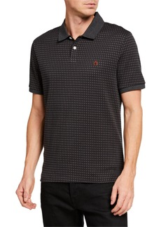 Original Penguin Men's Daddy O Polo 2.0 Crisscross Polo Shirt