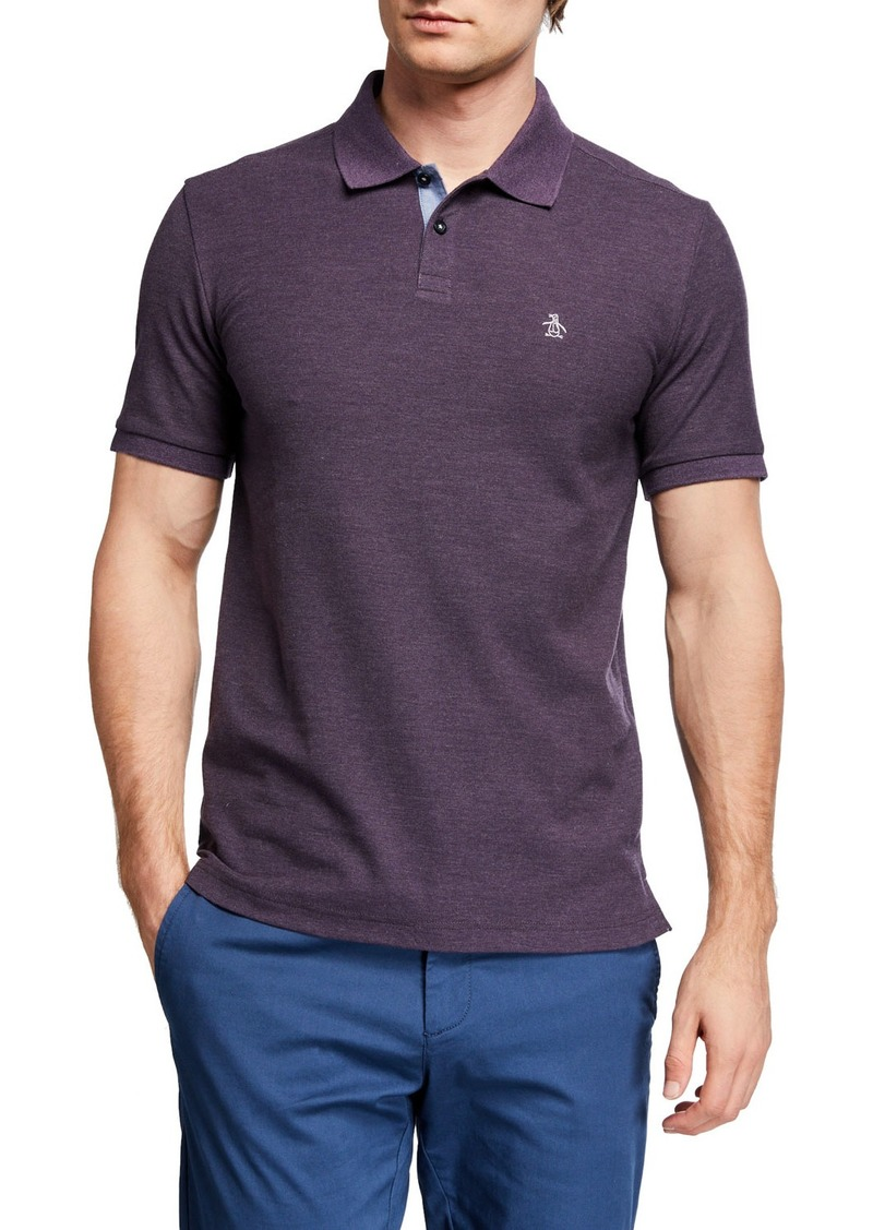 Original Penguin Men's Daddy O Polo Shirt