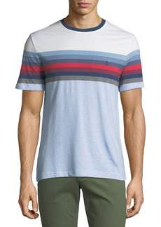 Penguin Men's Engineered Stripe T-shirt