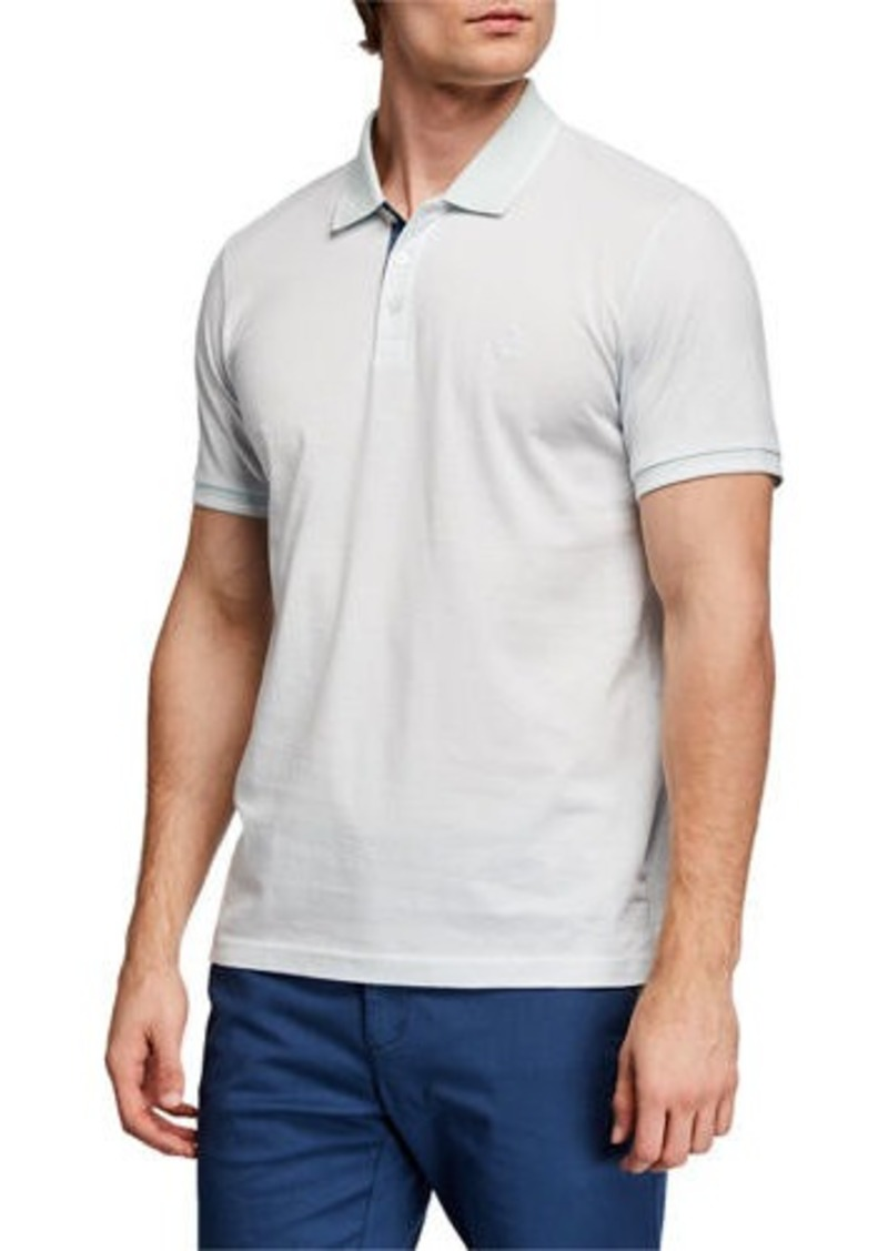 Original Penguin Men's Feeder Stripe Polo Shirt