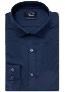 Original Penguin Men's Heritage Slim-Fit Comfort Stretch Solid Soft Dress Shirt
