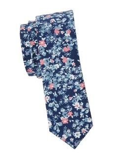 Penguin Alby Floral Printed Tie