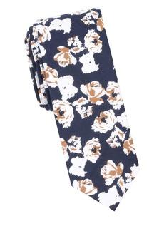 Penguin Davin Abstract Cotton Tie
