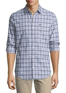 Penguin Jasper-Plaid Oxford Shirt