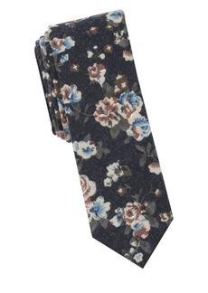 Penguin Lundgren Floral Cotton Tie