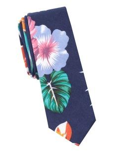 Penguin Masur Floral Tie