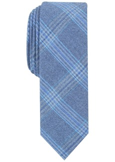 Original Penguin Penguin Men's Cameron Plaid Skinny Tie