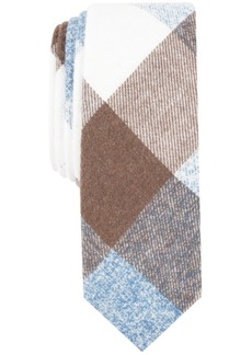 Original Penguin Penguin Men's Carlson Check Skinny Tie