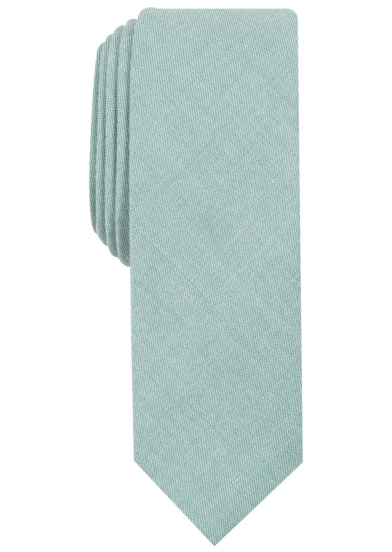 Original Penguin Penguin Men's Carver Solid Skinny Tie