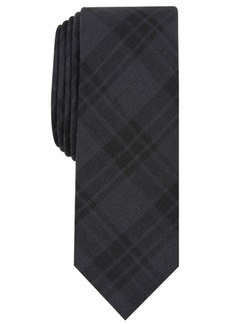 Penguin Men's Darby Skinny Plaid Tie