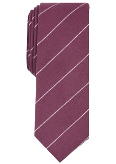 Penguin Men's Faust Striped Skinny Tie