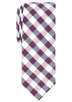 Original Penguin Penguin Men's Gagne Check Skinny Tie