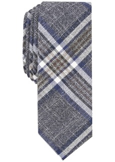 Original Penguin Penguin Men's Greeley Plaid Skinny Tie