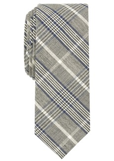 Penguin Men's Hanson Plaid Skinny Tie