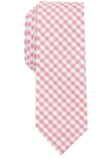 Original Penguin Penguin Men's Jurgen Check Skinny Tie