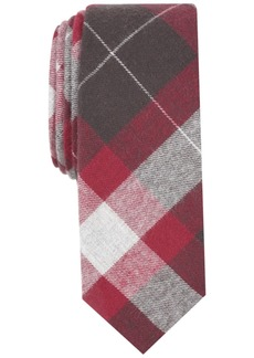 Original Penguin Penguin Men's Kline Plaid Skinny Tie