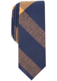 Penguin Men's Labelle Check Skinny Tie