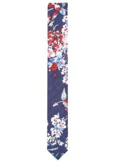 Original Penguin Penguin Men's Lesnar Floral Skinny Tie