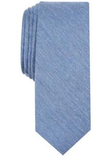 Original Penguin Penguin Men's Lindsen Herringbone Skinny Tie