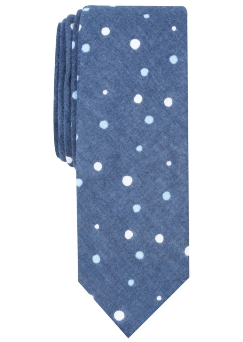 Original Penguin Penguin Men's Lorraie Dot Skinny Tie