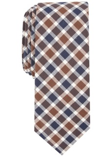 Original Penguin Penguin Men's Lyman Check Skinny Tie
