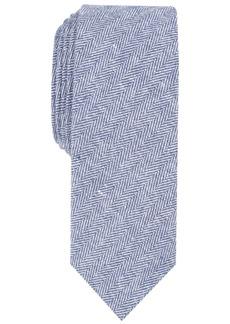 Original Penguin Penguin Men's Melvin Herringbone Skinny Tie
