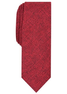 Penguin Men's Proft Skinny Textured Tie
