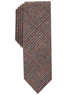 Penguin Men's Rainey Skinny Plaid Tie