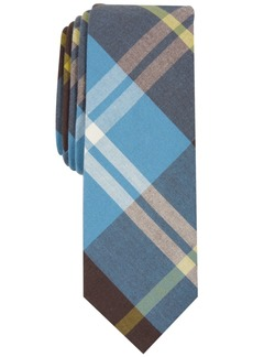 Original Penguin Penguin Men's Sherwood Skinny Plaid Tie