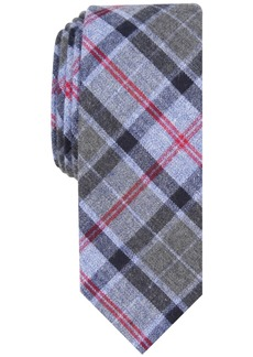 Original Penguin Penguin Men's Tice Skinny Plaid Tie