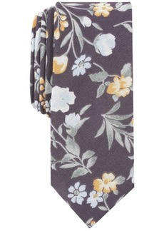 Original Penguin Penguin Men's Underwood Floral Skinny Tie